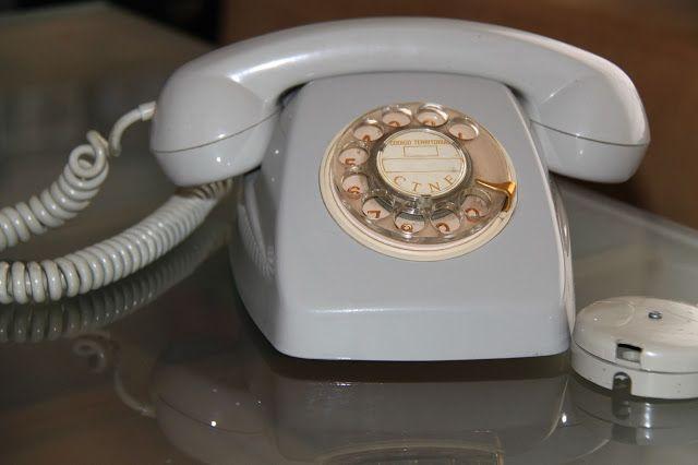 El Merkadillo Teléfono Antiguo Telefono Cosas Vintage