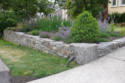 Redi Rock Residential Retaining Walls Vancouver Eagle West Precast Landscaping Inspiration Retaining Wall Landscape