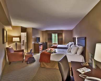 Doubletree Resort By Hilton Hotel Lancaster Pa Two Queen Beds