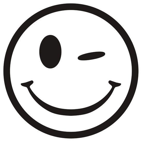 Image Result For Wink Clipart Emoji Tattoo Tattoo Fixes Clip Art