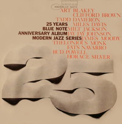 25 Years Of Blue Note Anniversary Album