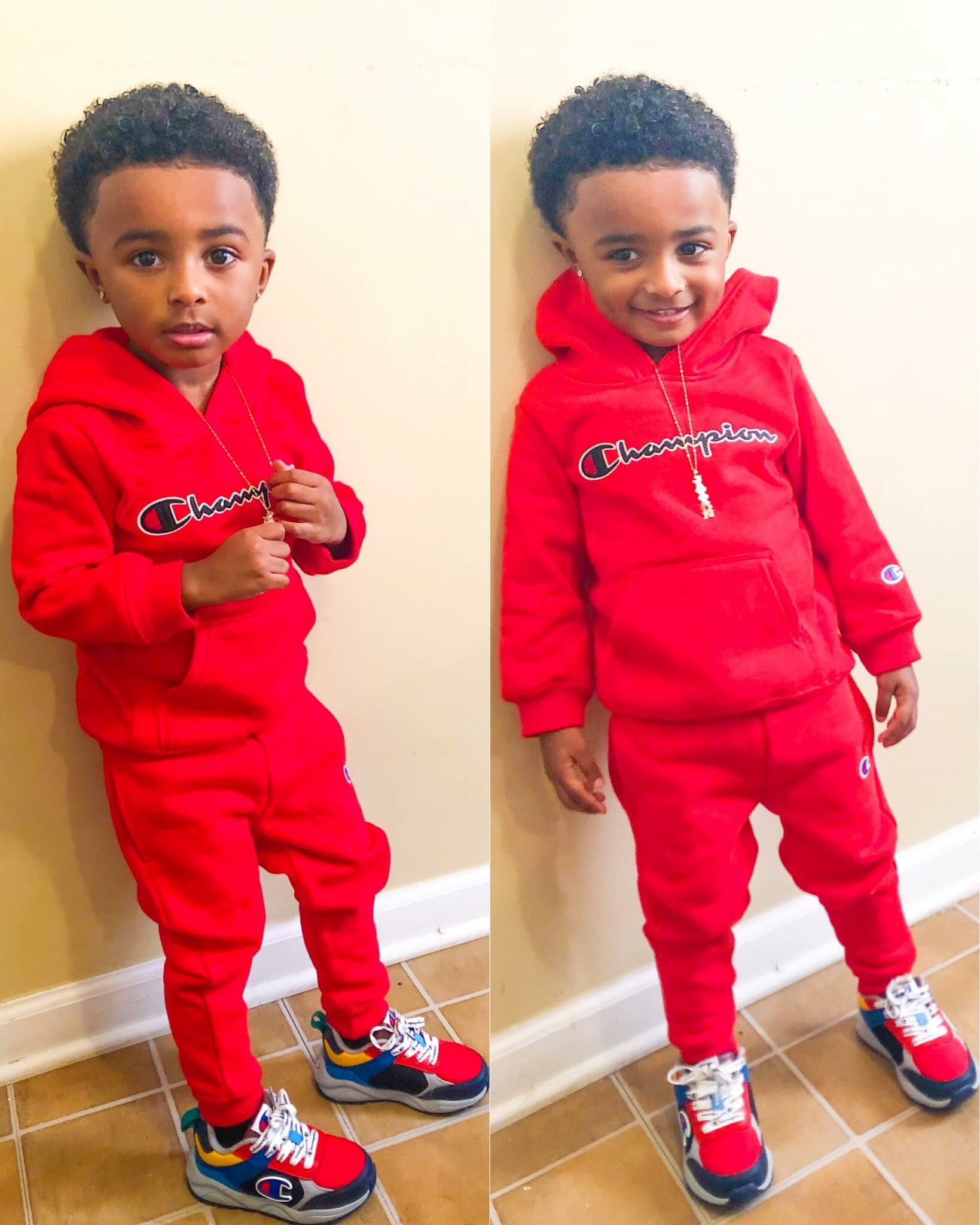 Pin by OkayTyra on Youngin's | Cute black baby boys ...