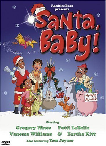Image Of Santa Baby African American Holiday Movies Tv Music