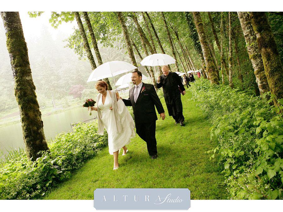 Bridal Veil Lakes Wedding At And I Didn