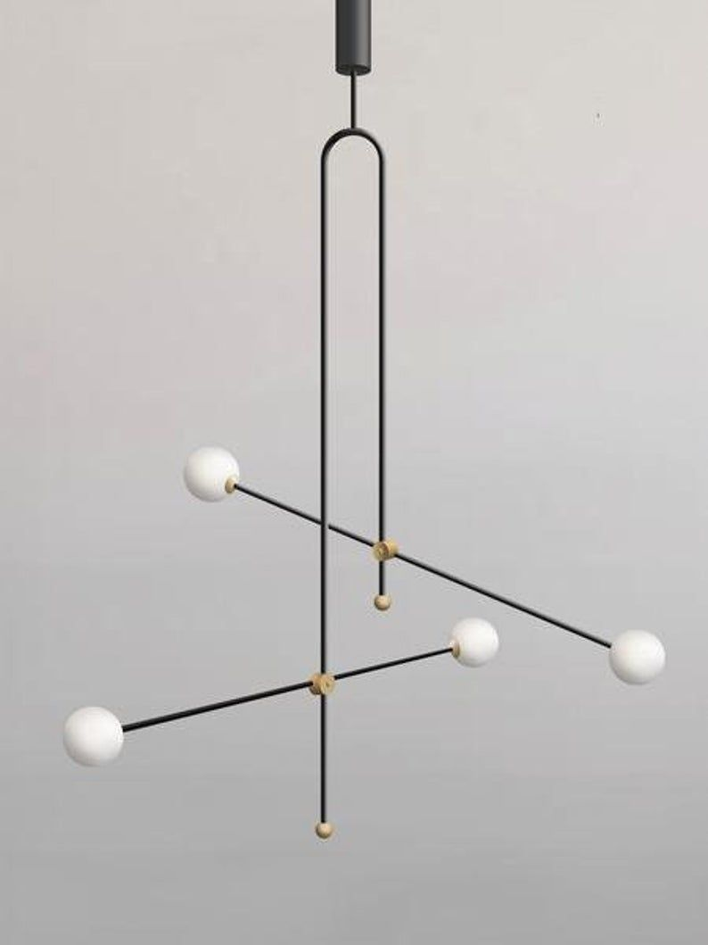 Xyz Chandelier Unique Pendant Lamp Minimalist Lamp Gold Pendant Lamp Scandinavian Lamp Design Hanging Lamp Modern Chandelier Black Lamp Pendant Lamp Wall Lamp Scandinavian Lamps