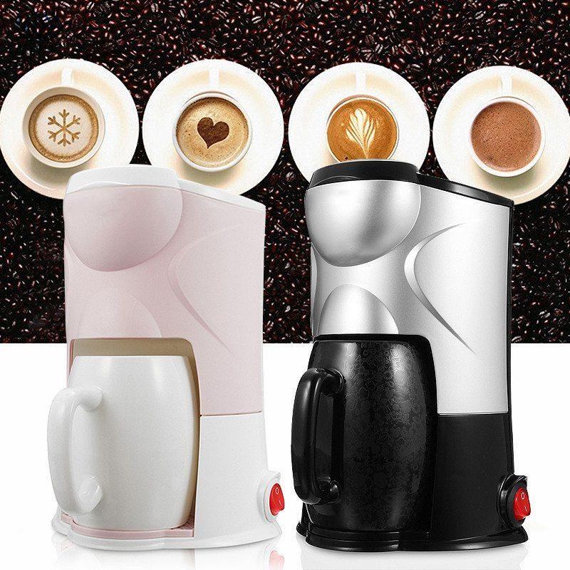 Coffee Maker Drip Type Machine Semiautomatic Cafe
