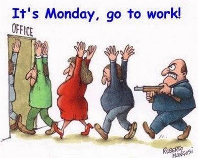 Monday again....are you ready to start another week?   Duh....lol