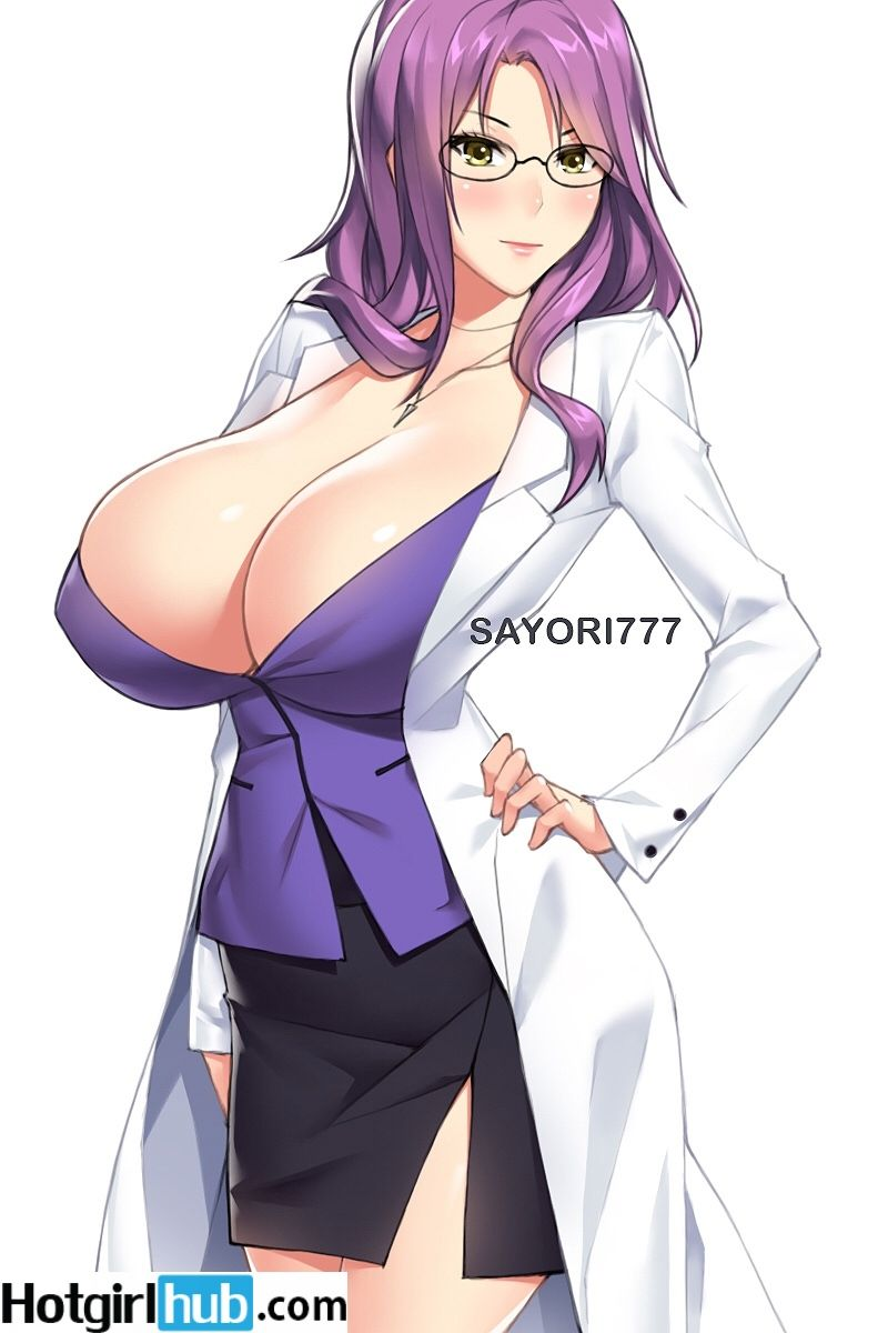 boobs anime Big
