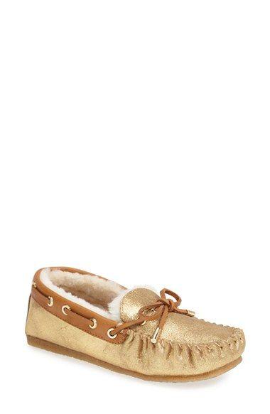 4fbcaea4bdf ohhhhh Tory Burch moccasin slippers! ♡
