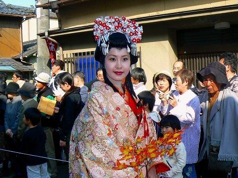 江戸時代の大名の姫の姿
