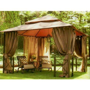 Amazon Com Replacement Canopy For Harbor 12 X 12 Gazebo Patio Lawn Garden Gazebo Gazebo Tent Gazebo On Deck