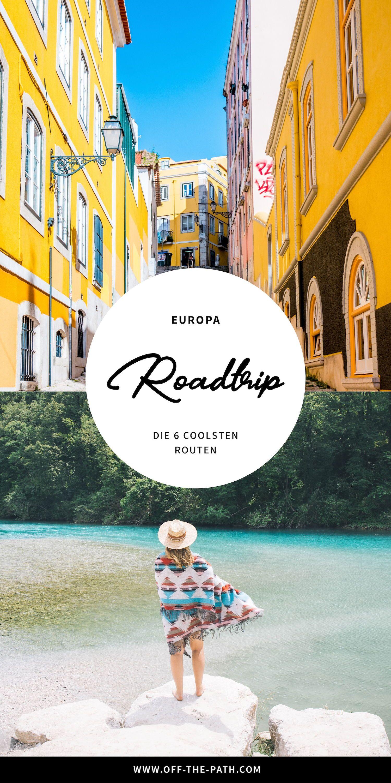 Descubre los 6 mejores viajes por carretera por Europa. Muchos consejos de viaje con mapa de ruta …