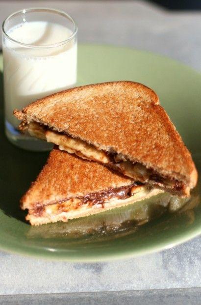 Dessert Grilled Cheese | Tasty Kitchen: A Happy Recipe Community!
