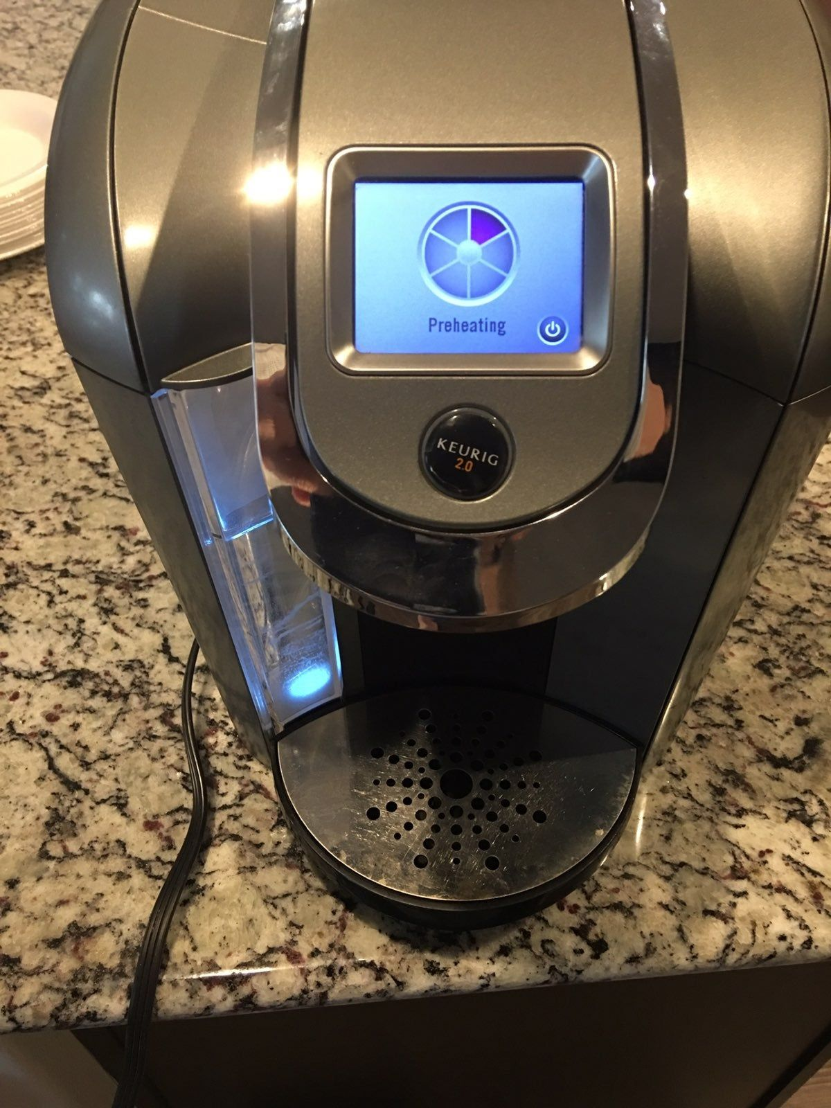 Keurig 2.0 coffee Maker Works sometimes, it's really hit