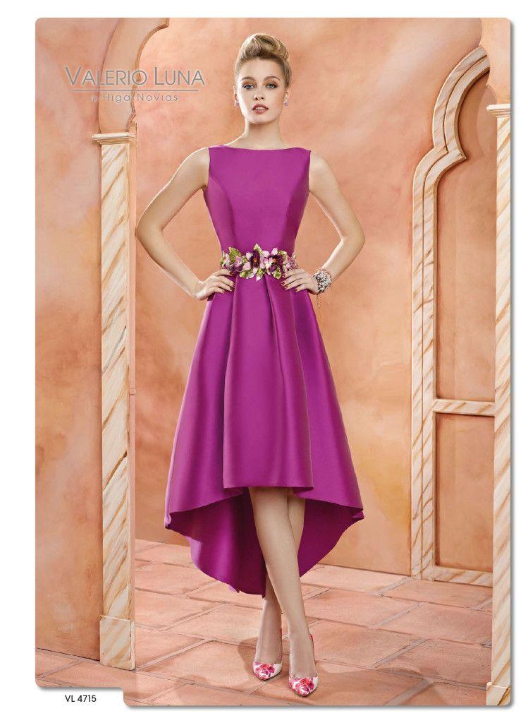Vestidos de fiesta de la nueva colección 2017 de Valerio Luna http ...