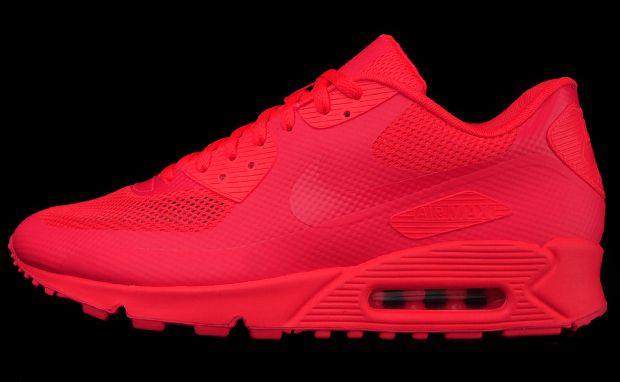 "9adaac7cac64 THESE SHALL be my 3rd pair of hyperfuse...Nike Air Max 90 Hyperfuse Premium  ""Solar Red"""