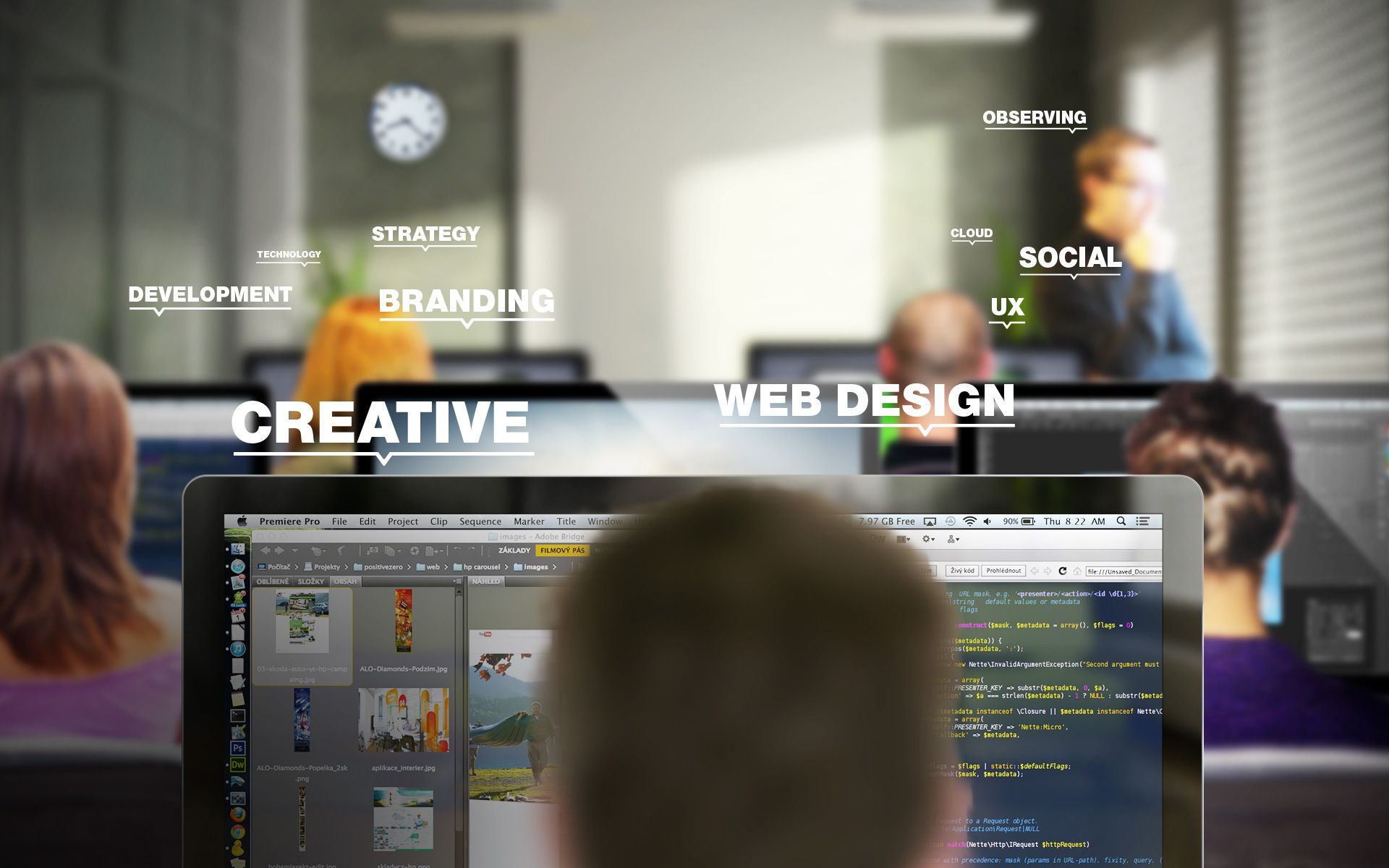 Dezeynne Studio Web design inspiration, Interactive