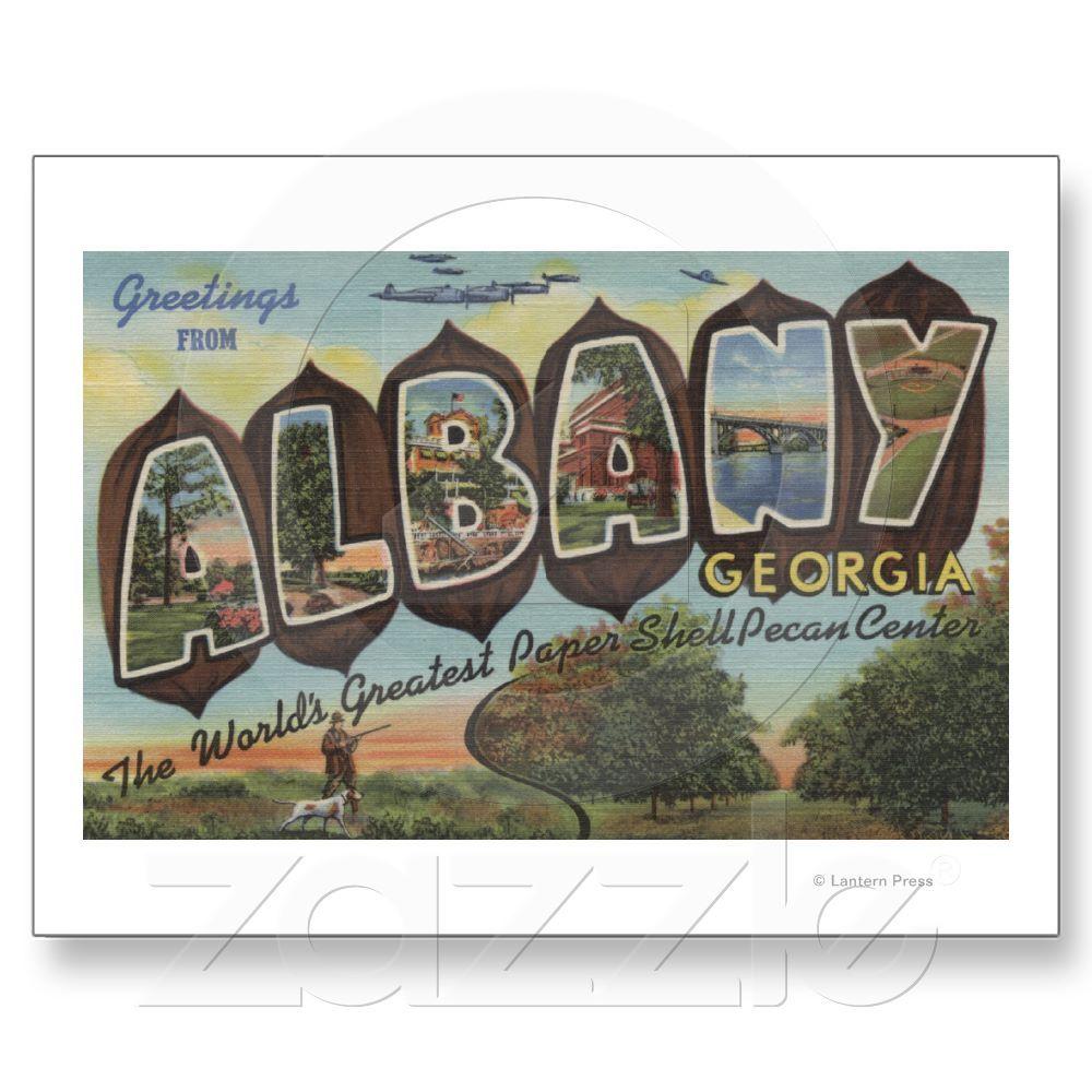 Love Letters Albany Georgia
