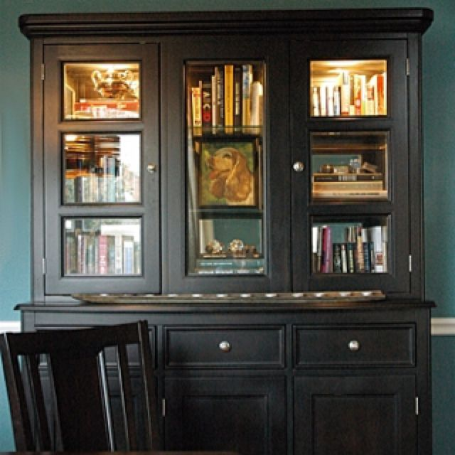 China Cabinet Used For Book Storage Repurposed China Cabinet China Cabinet China Cabinet Display