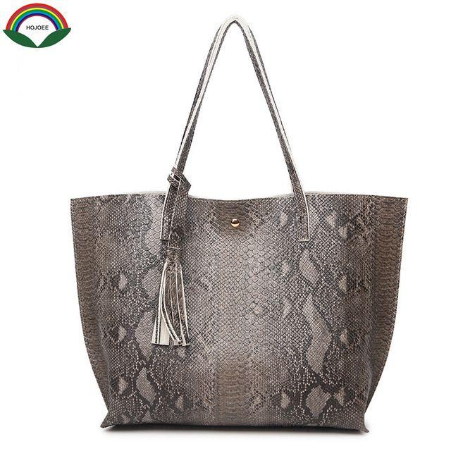 904043ac1e67 women handbag female big bag bolsa feminina Serpentine messenger holder tote  tassel Vintage bag luxury handbags 2018 designer-in Shoulder Bags from  Luggage ...