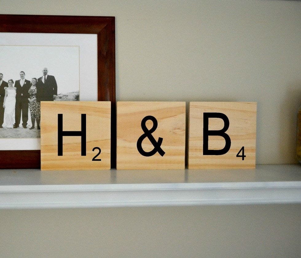 Scrabble Letter Wall Decor Giant Scrabble Style Wood Wall Art Choose Your Own Letters