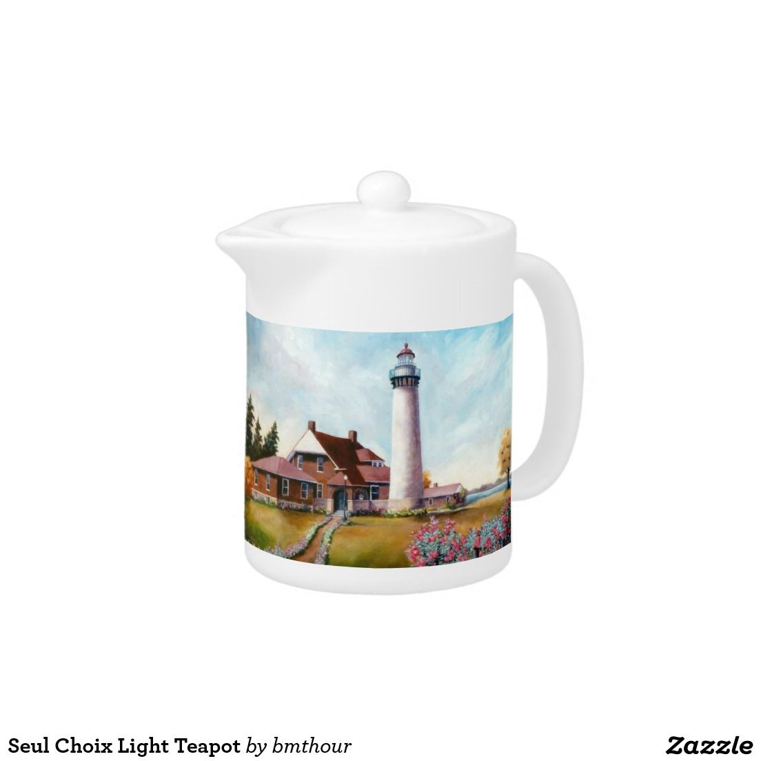 Seul Choix Light Teapot