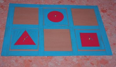 Two Diy Options For The Geometric Insets One Using Heavy