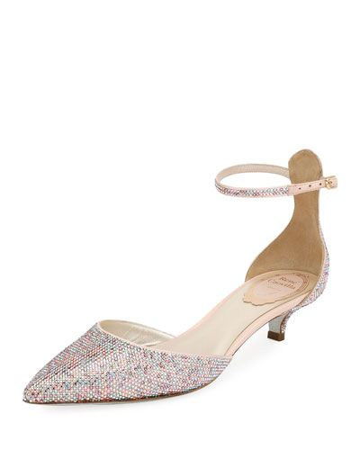 for sale cheap price from china top quality sale online René Caovilla Rene Caovilla Embellished d'Orsay Pumps fast delivery cheap online XJasJ