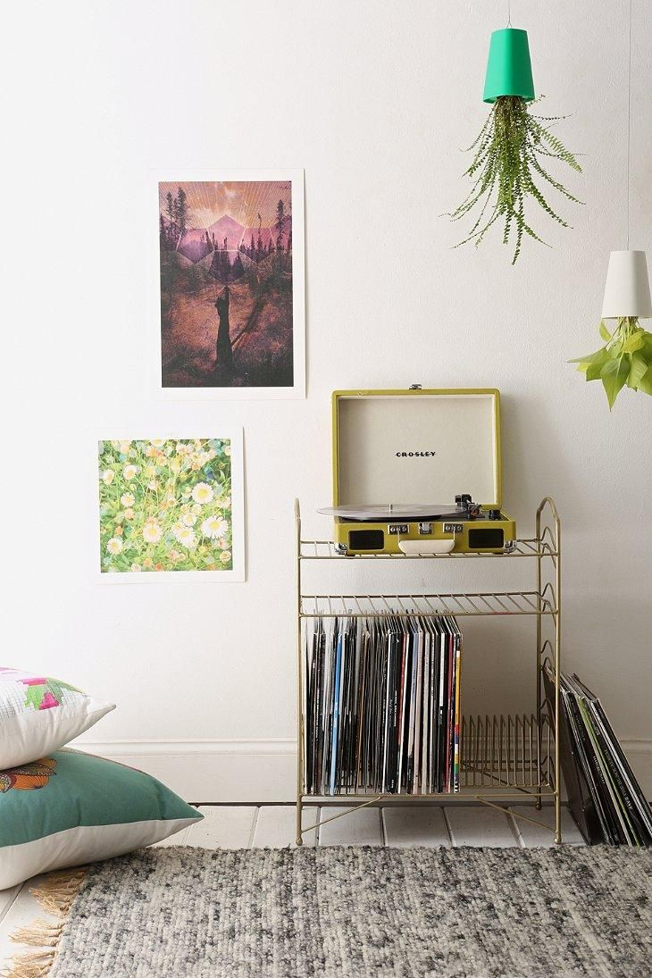 Record Storage Shelf Urbanoutfitters Record Storage Vinyl Record Storage Shelf Vinyl Record Storage