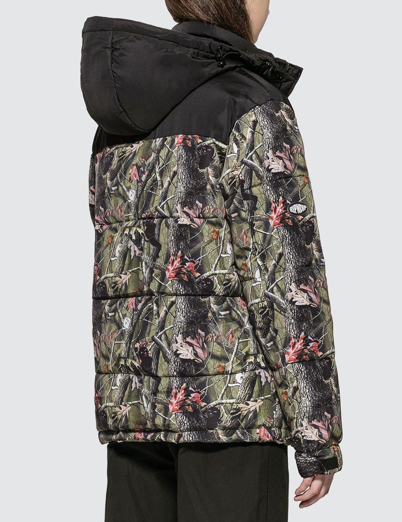 Ripndip Nerm Jerm Tree Camo Puffer Jacket Hbx Camo Puffer Jacket Puffer Jackets Shopping Outfit [ 1820 x 1400 Pixel ]