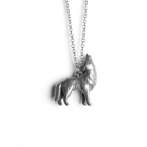 Wolf totem necklace - photo#16