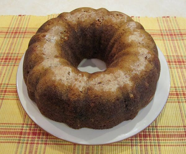 Amy Bradley Designs: One of My Most Requested Recipe ~ Banana Sour Cream Coffeecake