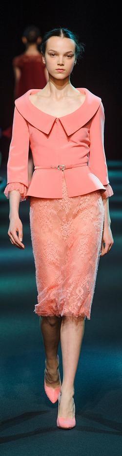 ☆» Georges Hobeika Haute Couture Autumn 2013 ☆»