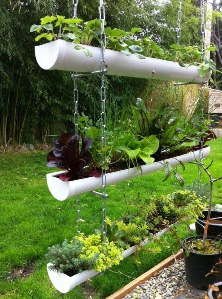 48 Simply Small Garden Design For Small Backyard Ideas #kleinegärten