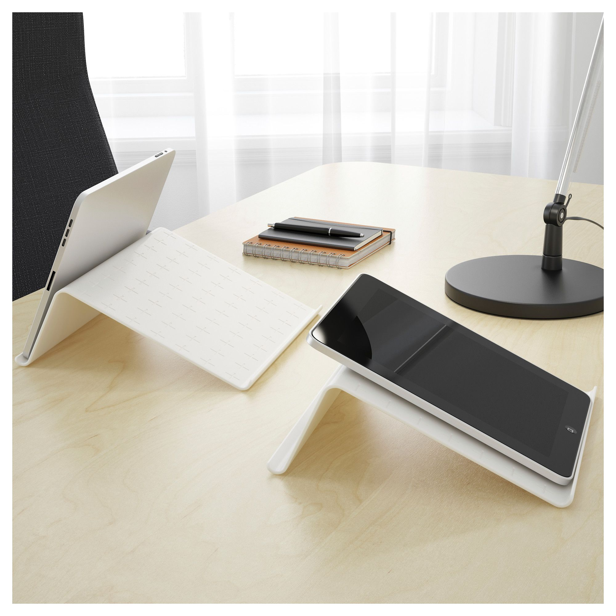 IKEA ISBERGET Tablet stand white in 2019 Tablet stand