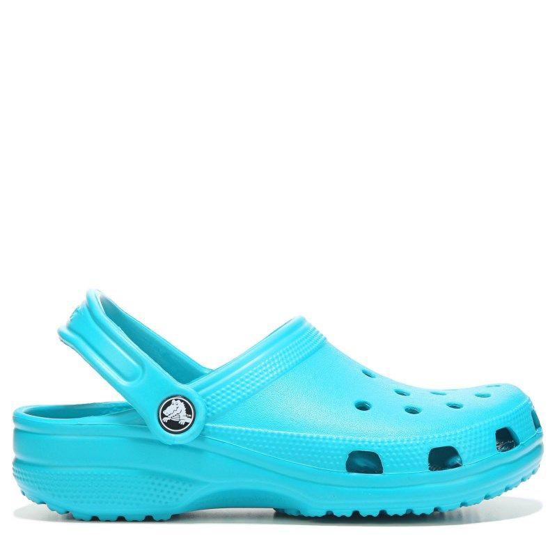 6ce9201217f6 Crocs Women s Classic Clog Shoes (Turquiose)