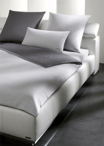 Joop Bettwasche Mako Satin Micro Pattern Farbe 9 Silber 80x80 Cm 155x220 Cm Design Ideas Cushion Fabric Bed Duvet