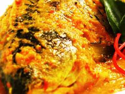 Resep Gulai Kepala Ikan Kakap Tanpa Santan Padang Bumbu Balado Recipes Cooking Baby Food Recipes