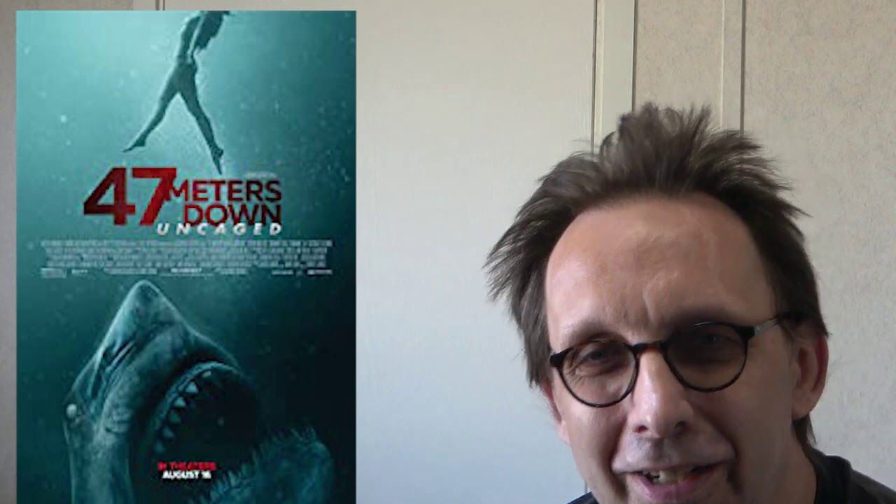 Movie Review Of 47 Meters Down Movies Mexican Vacation Youtube