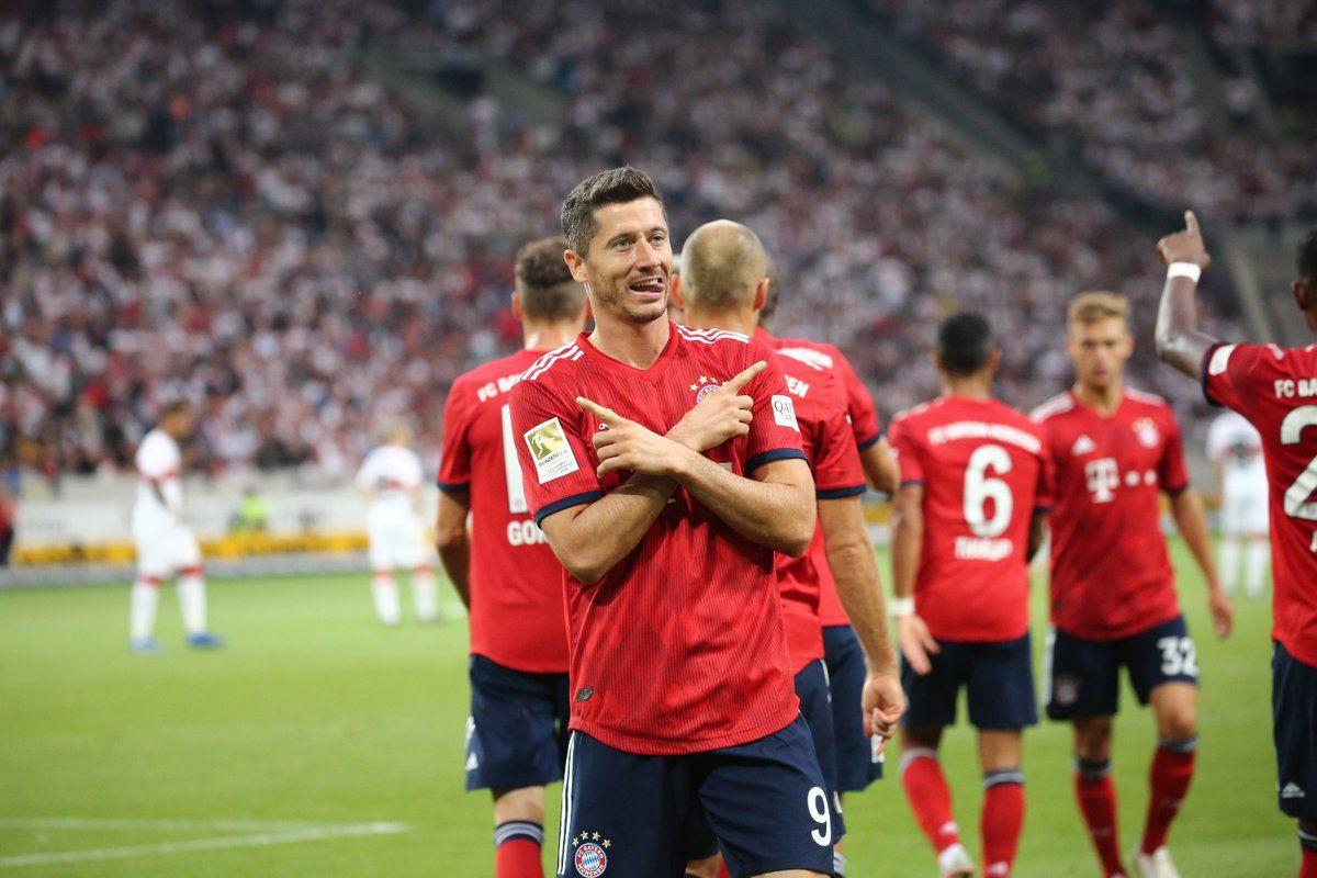 Bajern pregazio švabe Sports, Soccer, Soccer field