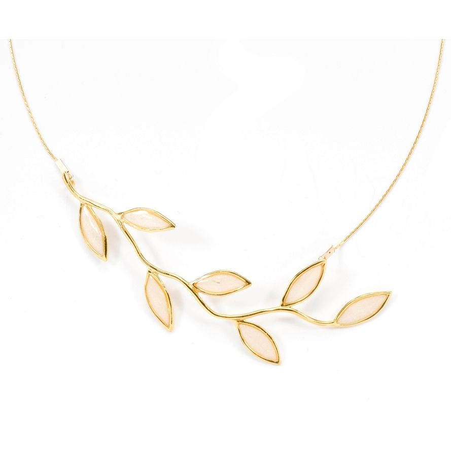 branch necklace jewellers a image olive grahams olivia yellow gold pendant