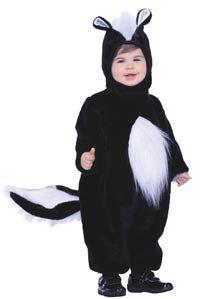 disfraces para ninos zorrillo