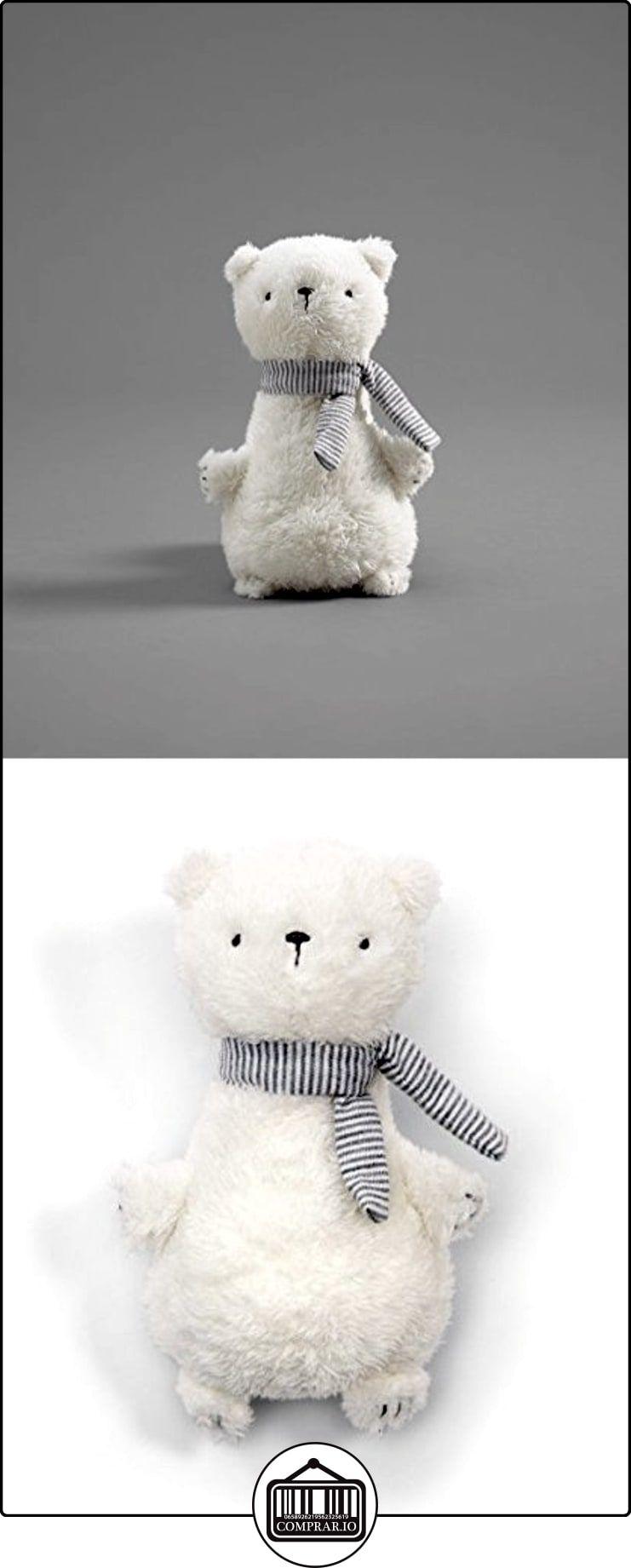 Mamas & Papas timbre oso polar de peluche  ✿ Regalos para recién nacidos - Bebes ✿ ▬► Ver oferta: http://comprar.io/goto/B01MCW8JXI