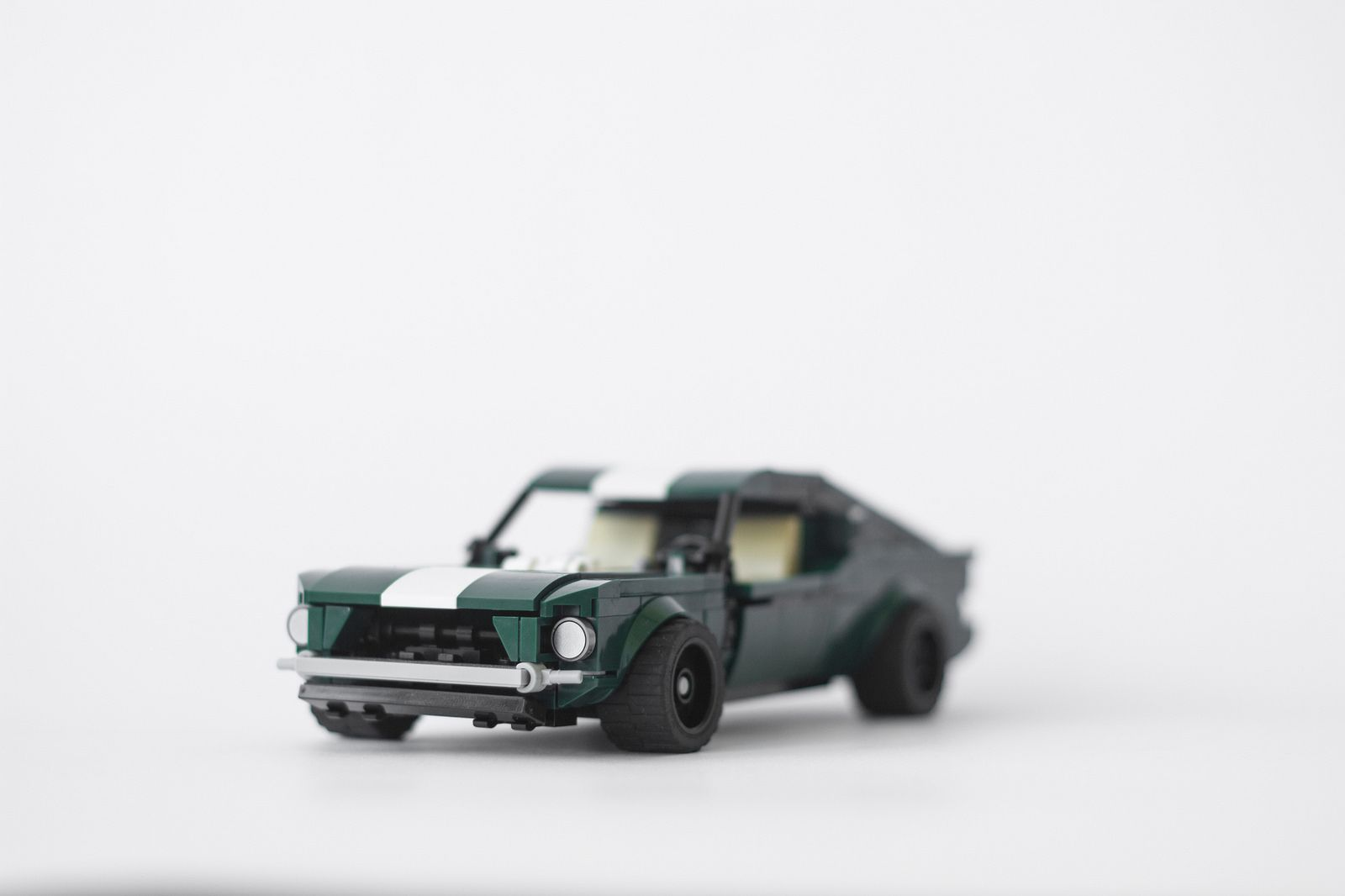 Ford mustang fastback 1967 rb26dett swapped by simonprzepiorka
