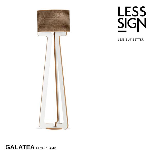 Galatea Floor Lamp Lampada Da Terra Dal Disegno Morbido Ed Elegante