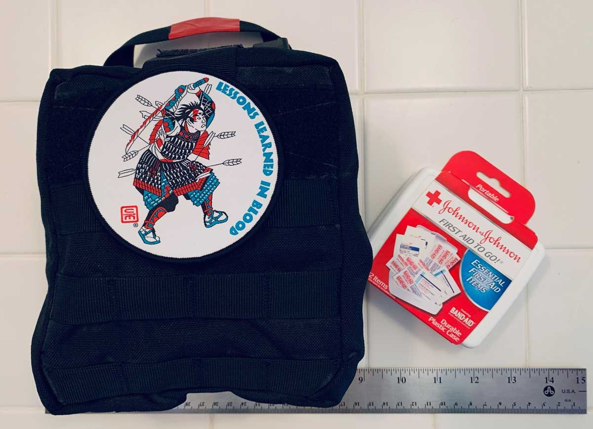 Having the right survival first aid kit is essential for