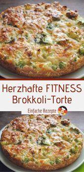 Herzhafte FITNESS Brokkoli-Torte | Sprainnews  Herzhafte FITNESS Brokkoli-Torte | Sprainnews    This...
