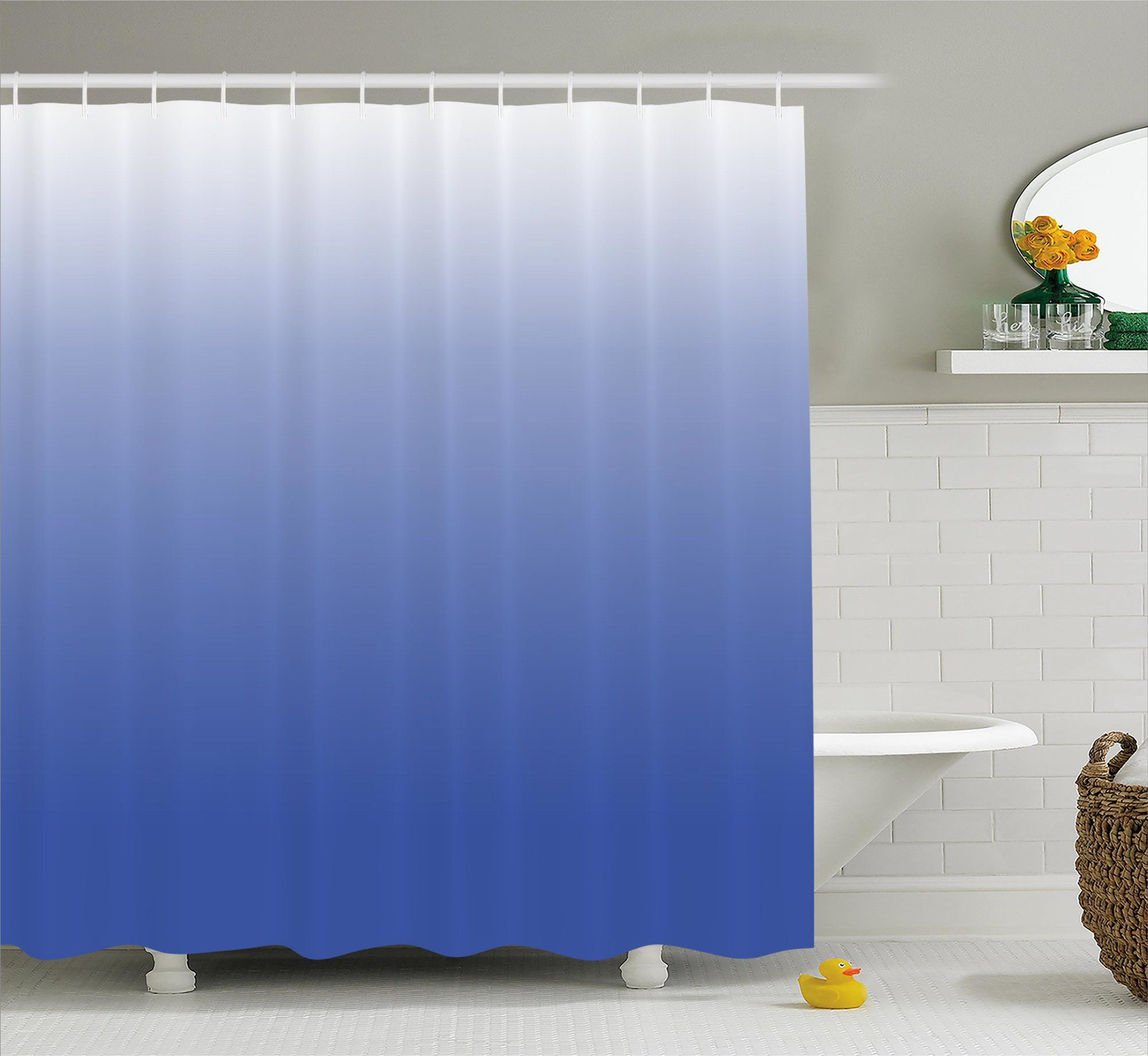 Inspired mysterious ocean design shower curtain mysterious ocean