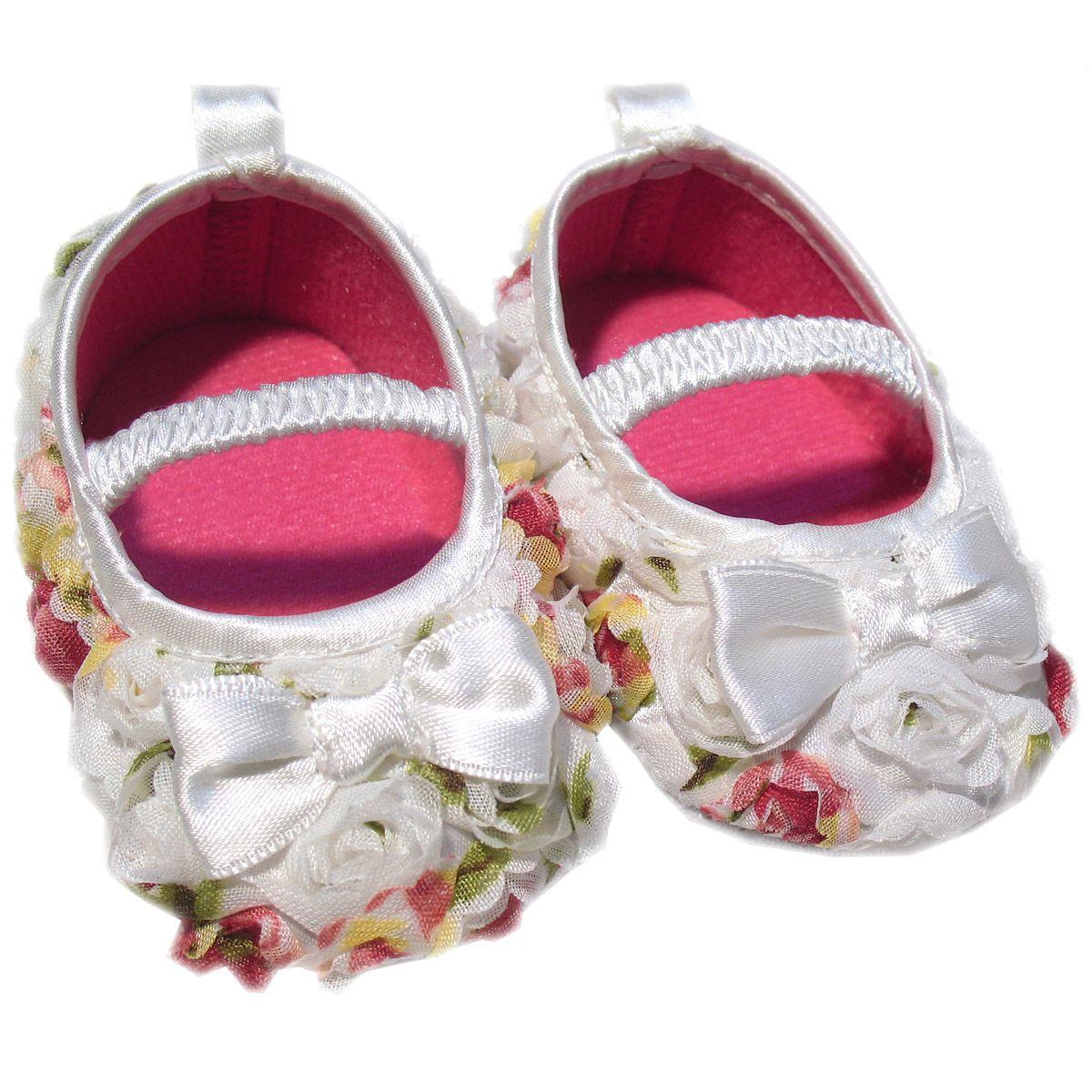 Vauvanvaatteet ja lastenvaatteet - Vauvan ballerinat, vintageruusu, 6-9kk
