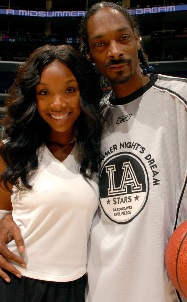 Brandy & Snoop Dogg from These Stars Are Related! | $noop